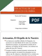 SITUACIÓN ACTUAL DE LAS ARTESANÍAS EN COLOMBIA