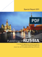 Publishing in Russia