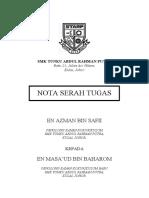 Dokumen Serah Tugas GPK