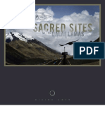 THE SACRED SITES OF THE DALAI LAMAS [SAMPLE]