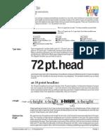 2.1 Typography