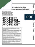 AVIC-F9210BT_addendum_EN_ES_DE_FR_IT_NL[1]