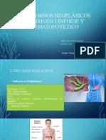 Trastornos Neoplásicos de Origen Linfoide y Hematopoyético