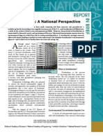 Desalination, Report in Brief