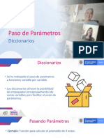 6 - Pasando Información a Través de Diccionarios