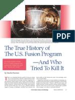 Who Killed Fusion