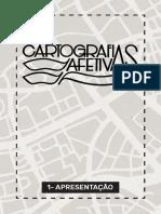 CARTOGRAFIAS AFETIVAS | CADERNOS (1- APRESENTAÇÃO)