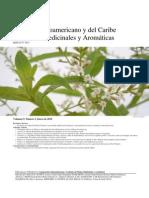 Plantas Iberoamericanas y Del Caribe