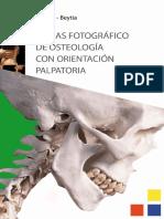 Atlas fotográfico de osteología con orientación palpatoria (Puelles & Beytia)