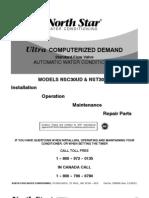 Descalcificador Nuevo general man-nsc30ud-nst30ud