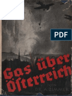 Gas über Östereich - Dr. Arthur  Zimmer - 1935