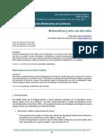 Dialnet-MatematicasYArteConDosAnos-5400782
