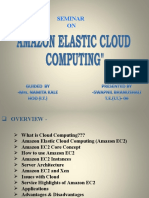 Amazon Elastic Cloud Computing