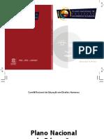 Plano Nacional Dos Direitos Humanos-2007