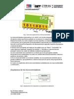2 Arquitectura interna Microcontrolador