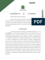 Requerimento 990/2021 - Convocação de Pedro Batista Júnior