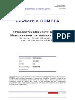 COMETA-MoU-template