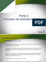 Cours 10 - Tarification - Classification Multivariée