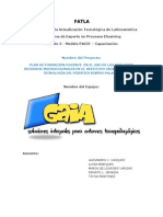 Proyecto IUT-FRP Asesores GAIA