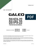 D51EX Trator de Esteira Komatisu 2019 - Copia