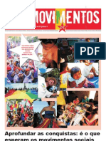 Movimentos - Ano 2 - abril de 2011 - Número 6