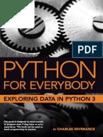 Python Para Todos Explorando Dados Com Python 3 Ptbr