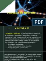 Réseaux de Neurone