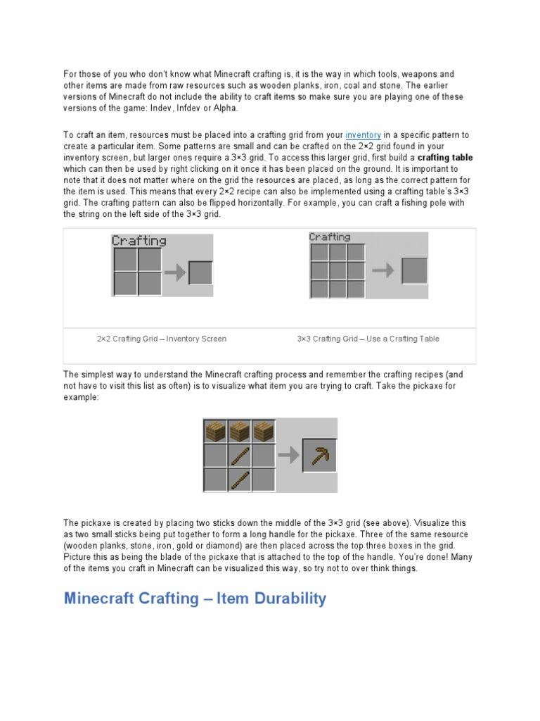 Minecraft Recipes Blue Magenta Wiki Redstone Circuits
