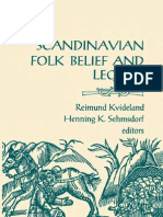 Scandinavian Folk Belief and-Legend