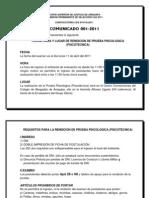 COMUNICADO_001_2011_CAS_118