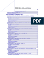 MANUAL DE PROCEDIMIENTOS ADMINISTRATIVOS