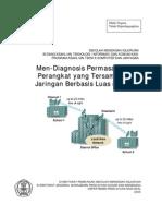 17 Mendiagnosis Permasalahan Perangkat yang Tersambung Jaringan Berbasis Luas (WAN)