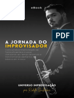 E-BOOK - A Jornada Do Improvisador - Por Rodolfo Guilherme