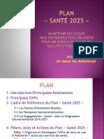 Plan Santé 2025