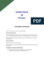 CPU Þ Unidad central - 7