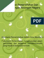 Akuntansi Pemerintahan Dan Perkembangan Keuangan Negara 2