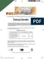 ecaes 2004 ciencias sociales