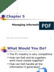 5 Managing Information