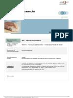 481041 - Técnicoa de Informática - Instalação e Gestão de Redes