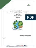Ufcd 0767 - Manual - Internet e Navegação