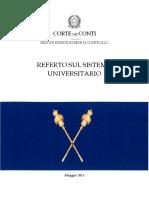 Corte Conti 2021