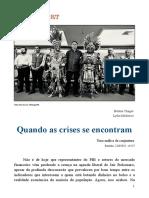 TAG REPORT 127 — QUANDO AS CRISES SE ENCONTRAM  22-8-2021      (1)
