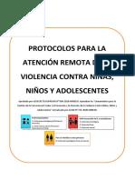 Protocolos a Distancia