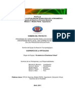 PROGRAMA DE CAPACITACIÓN PARA LOS DOCENTES DE LA UNIVERSIDAD BETA, EN EL USO CORRECTO DE LAS TIC EN LOS PROCESOS EDUCATIVOS