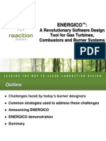 Energico Burner Product Presentation March 2011
