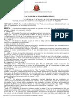 decreto-59850-28.11.2013 - Evolução Funcional, pela via não- acadêmica