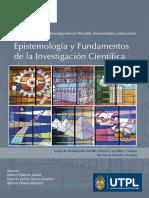 Epistemologia y Fundamentos de La Investigacion Cientifica