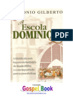 A Escola Dominical - Antonio Gilberto