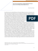 Portale Elisa Chiara - SICILIA E EGITTO IN ETÀ ELLENISTICA- RIFLESSIONI SULLE RELAZIONI ARTISTICO-CULTURALI FRA SIRACUSA E ALESSANDRIA