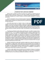 ACLIMATACIÓN DE POST-LARVAS DE CAMARÓN